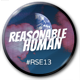 Reasonable Human #RSE13
