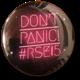 Don't Panic! #RSE15